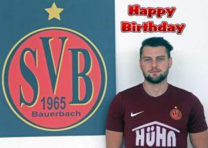 Maik Mailand @Happy Birthday