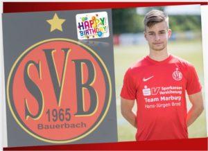 HAPPY BIRTHDAY @Moritz Rechmann @ Waldstadion Bauerbach