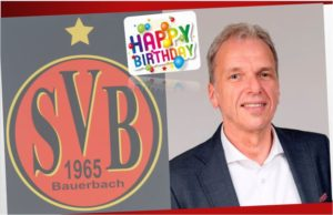 Happy Birthday @ Helmut Weitzel